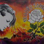 Graffiti – 100 Jahre Sophie Scholl
